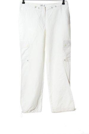 Best Connections Pantalón de camuflaje blanco look casual