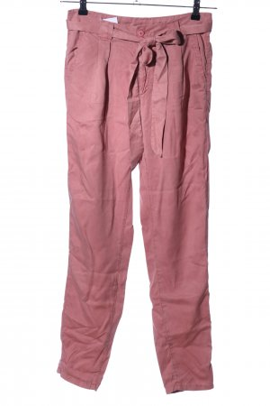 Best Connections Chinohose pink Casual-Look