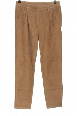 Best Connections Cordhose braun Casual-Look