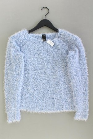 Best Connections Coarse Knitted Sweater blue-neon blue-dark blue-azure