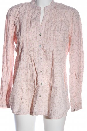 Best Connections Hemd-Bluse Allover-Druck Casual-Look