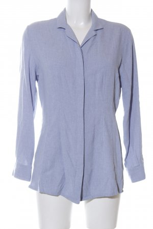 Best Connections Hemd-Bluse blau Business-Look