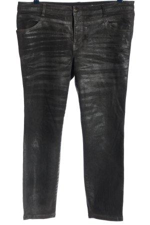 Best Connections High Waist Jeans schwarz Casual-Look