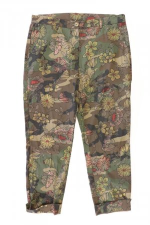 Best Connections Trousers olive green cotton