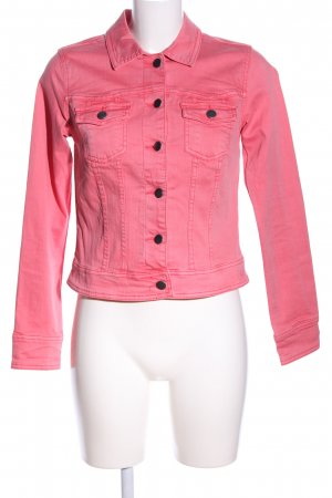 Best Connections Jeansjacke pink Casual-Look