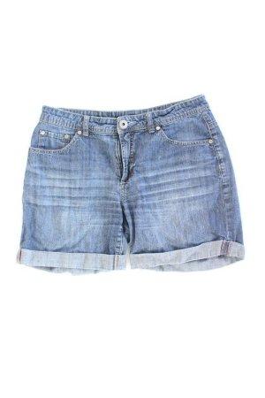 Best Connections Shorts blue-neon blue-dark blue-azure cotton