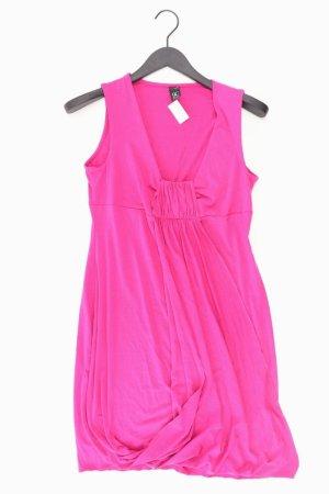Best Connections Jerseykleid Größe 38 Ärmellos pink aus Polyester
