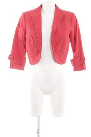 Best Connections Kurz-Blazer pink Casual-Look