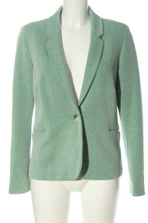 Best Connections Kurz-Blazer grün Business-Look
