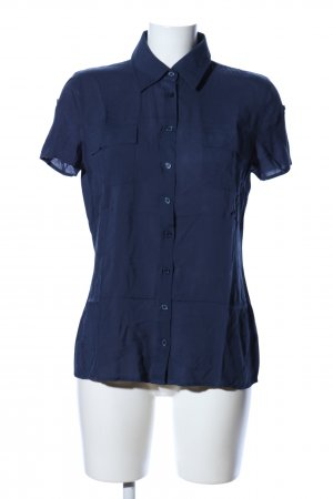 Best Connections Short Sleeved Blouse blue casual look