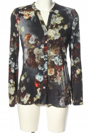 Best Connections Long Sleeve Blouse allover print casual look