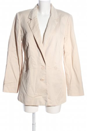 Best Connections Long-Blazer creme Business-Look