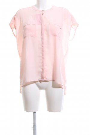 Best Connections Oversized Bluse pink Business-Look