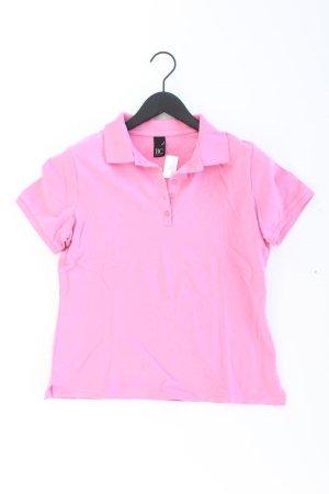 Best Connections Poloshirt Größe 38 Kurzarm pink