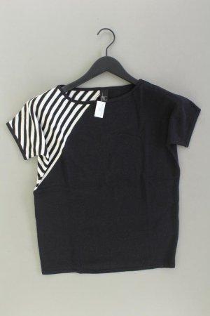Best Connections Stripe Shirt black viscose