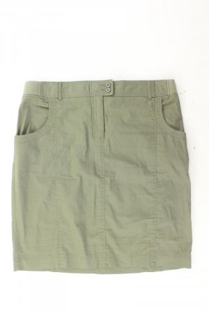 Best Connections Skirt olive green cotton