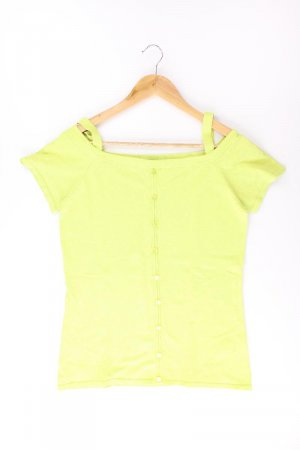 Best Connections T-Shirt yellow-neon yellow-lime yellow-dark yellow viscose