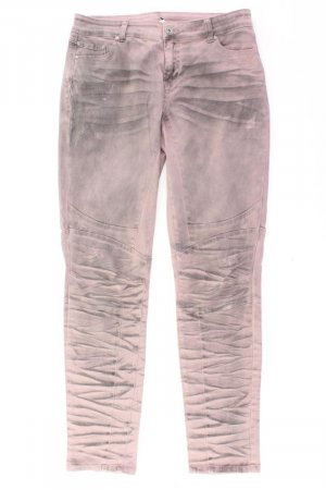 Best Connections Skinny Jeans dusky pink-pink-light pink-pink cotton