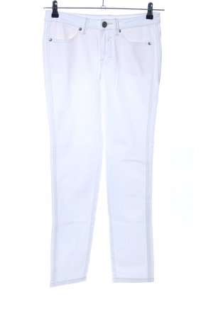 Best Connections Slim Jeans weiß Casual-Look
