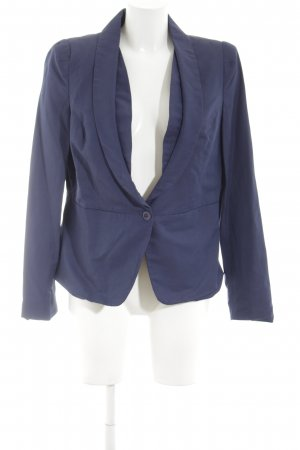 Best Connections Tuxedo Blazer blue business style