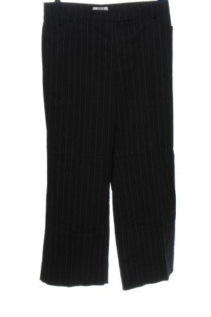 Best Connections Spodnie materiałowe czarny-w kolorze białej wełny