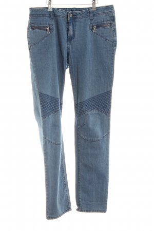 Best Connections Straight-Leg Jeans blau Casual-Look