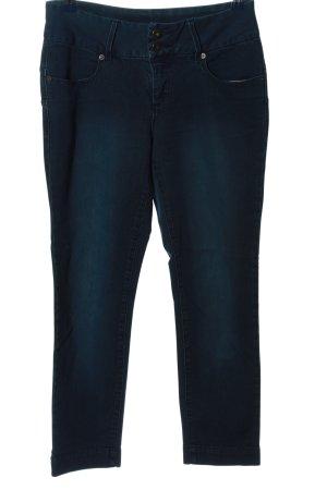 Best Connections Jeansy z prostymi nogawkami niebieski W stylu casual