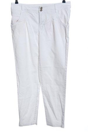 Best Connections Jeansy z prostymi nogawkami biały W stylu casual