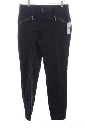 Best Connections Stretch Jeans schwarz sportlicher Stil
