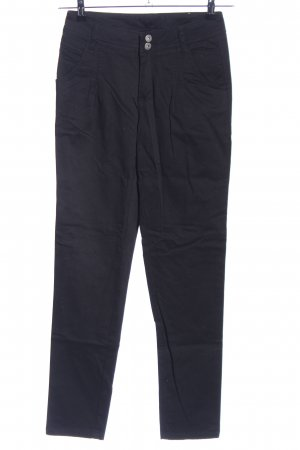Best Connections Stretchhose schwarz Casual-Look
