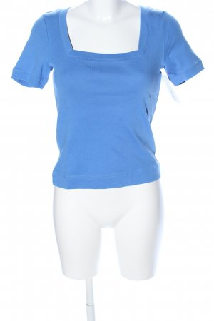Best Connections T-Shirt blau Casual-Look