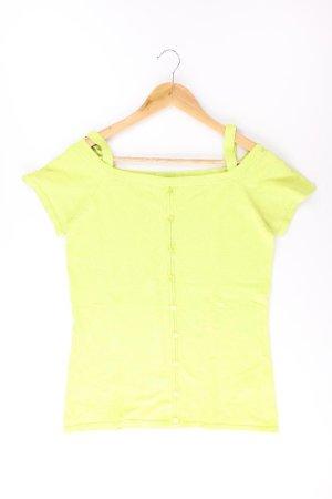 Best Connections T-Shirt Größe 40 Kurzarm gelb aus Viskose