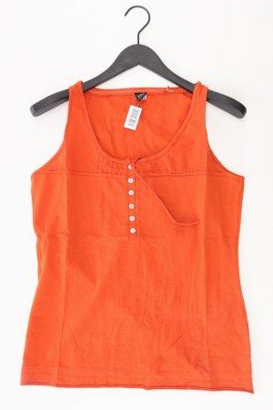Best Connections Top Größe 44 orange aus Baumwolle