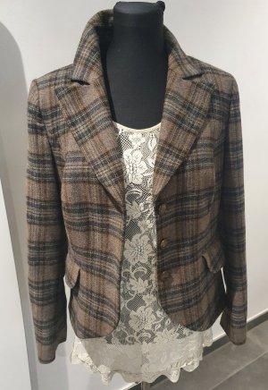 BC Best Connetions Tweed blazer zwart-brons