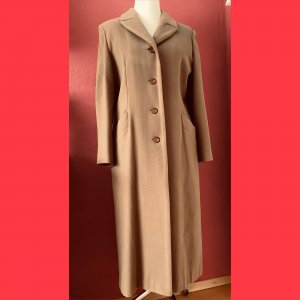 Best Connections Wool Coat camel wool