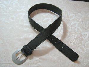 Best emilie Faux Leather Belt black