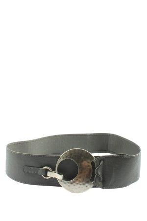 Best emilie Boucle de ceinture noir style décontracté
