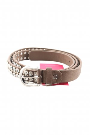 Best emilie Faux Leather Belt brown casual look