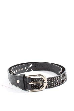Best emilie Faux Leather Belt black casual look