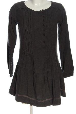 Best mountain Sukienka z długim rękawem jasnoszary W stylu casual