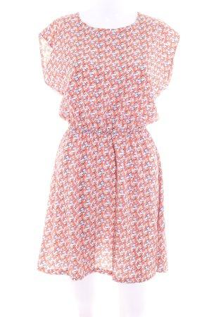 Best mountain Sukienka mini Na całej powierzchni W stylu casual