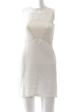Best mountain Mini Dress white