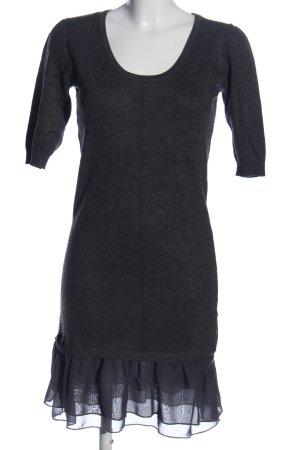 Best mountain Sweater Dress light grey-blue casual look