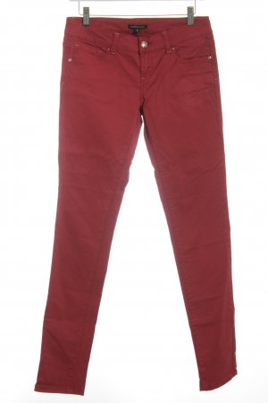 Best mountain Skinny Jeans rot Casual-Look