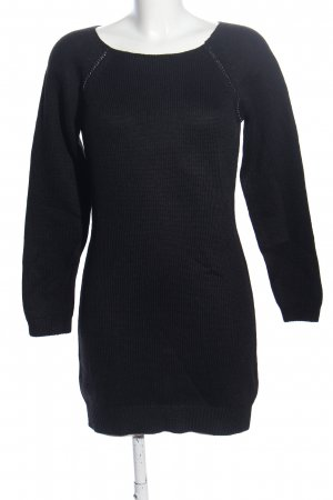 Best mountain Knitted Dress black casual look