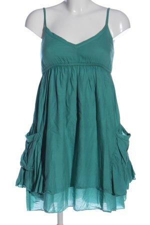 Best mountain Pinafore dress turquoise elegant