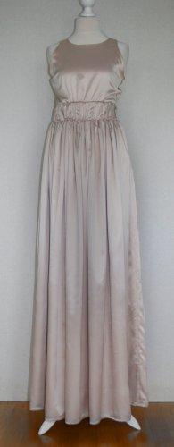 Maxi Dress cream viscose