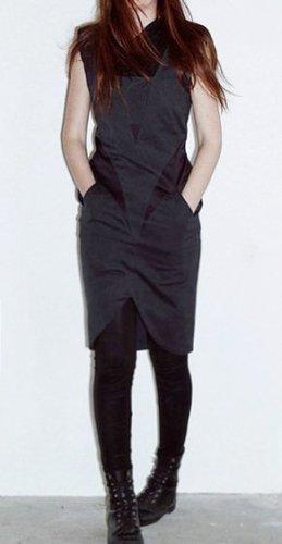Designerkleid von TA-STE Berlin