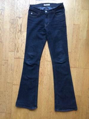Miss Sixty Stretch Jeans dark blue cotton