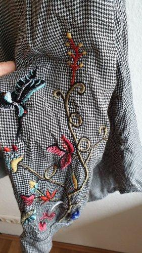 bestickte H&M Bluse